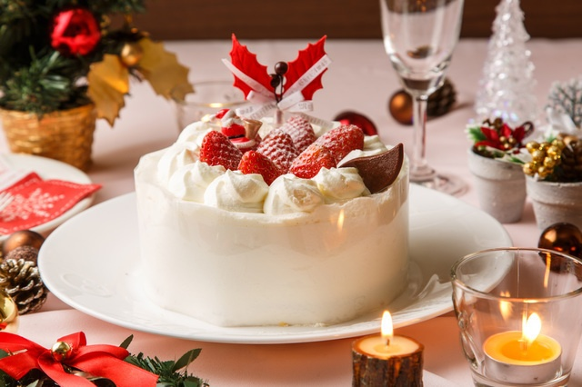 Japanese Christmas Cake.Japanese Christmas Cake Recipe Easy And Authentic Favy