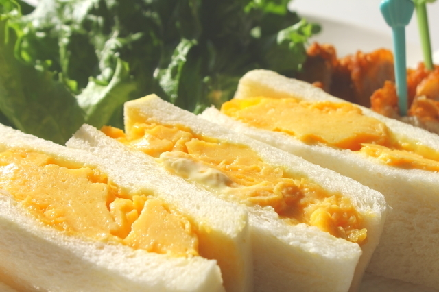5 Places To Try Egg Sandwiches In Tokyo Favy With your choice of white rice, brown rice, romaine lettuce, or seaweed salad. 5 places to try egg sandwiches in tokyo