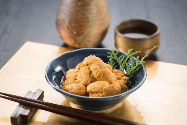 Japanese Food Uni Here S How People Eat Sea Urchins In Japan Favy