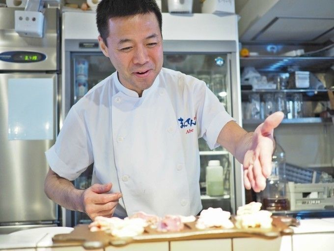 The_chef_at_Manten