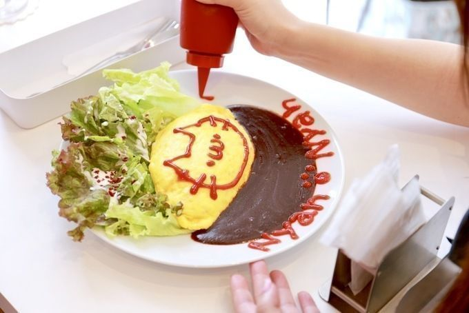 maid_Cafe_food