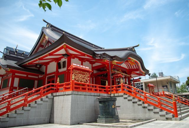 Hanazono_shrine