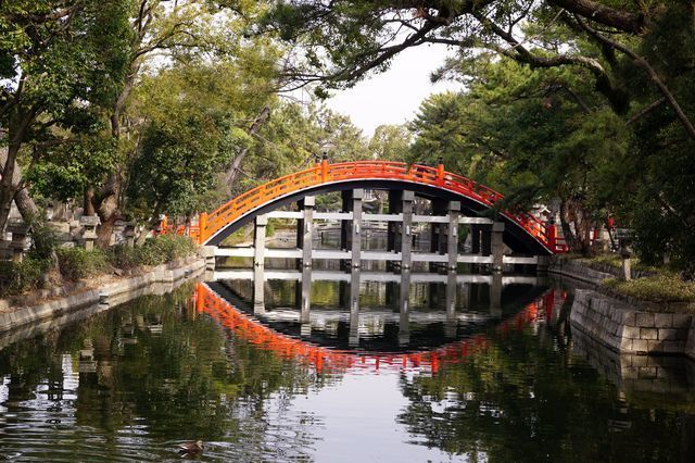 sumiyoshi_shrine_bridge