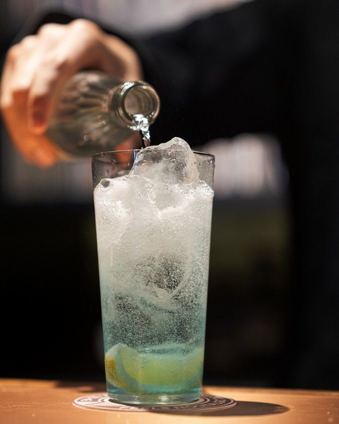 Sake_Highball